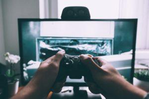 TVゲームのイメージ