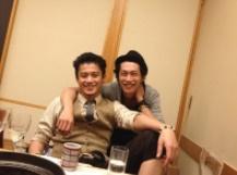 兄弟の写真